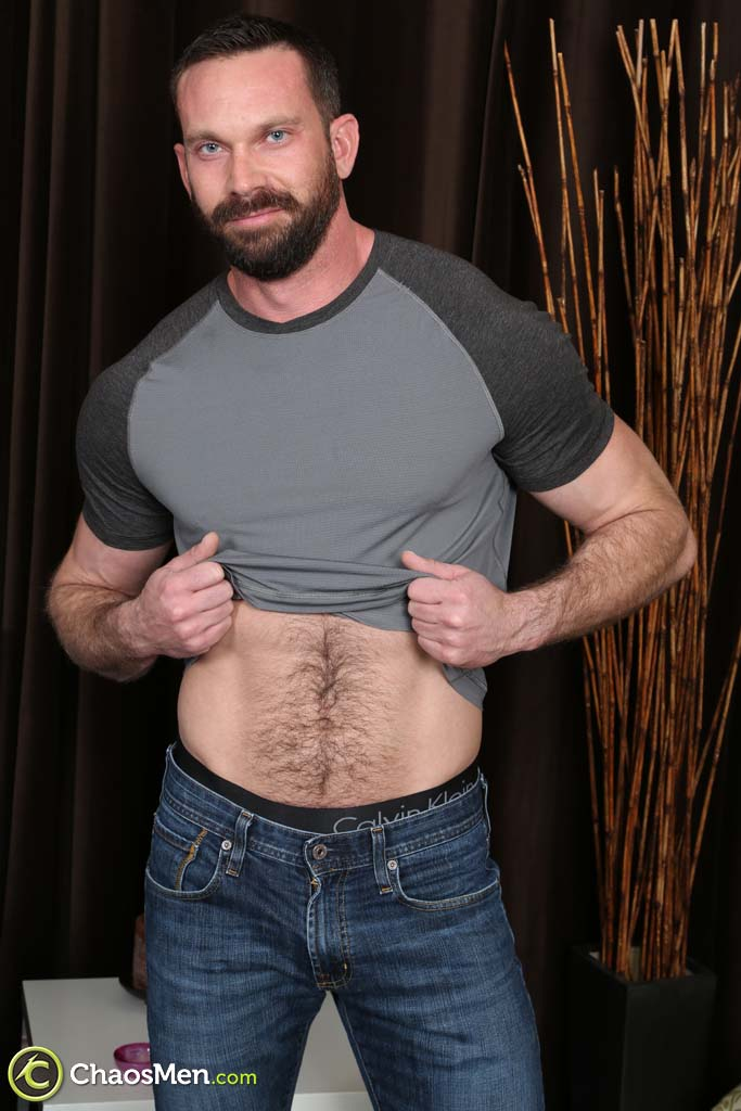 sexy hairy daddy cliff jerks off