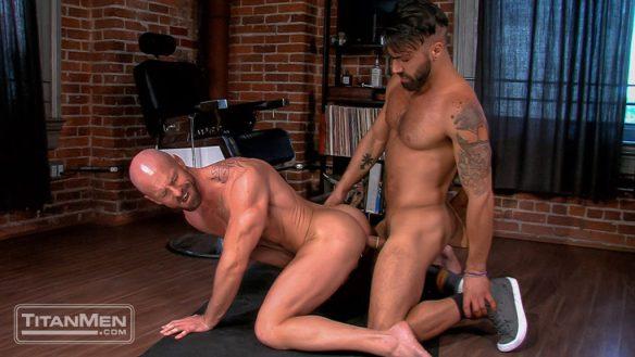 Adam Ramzi Fucks Mitch Vaughn 0769