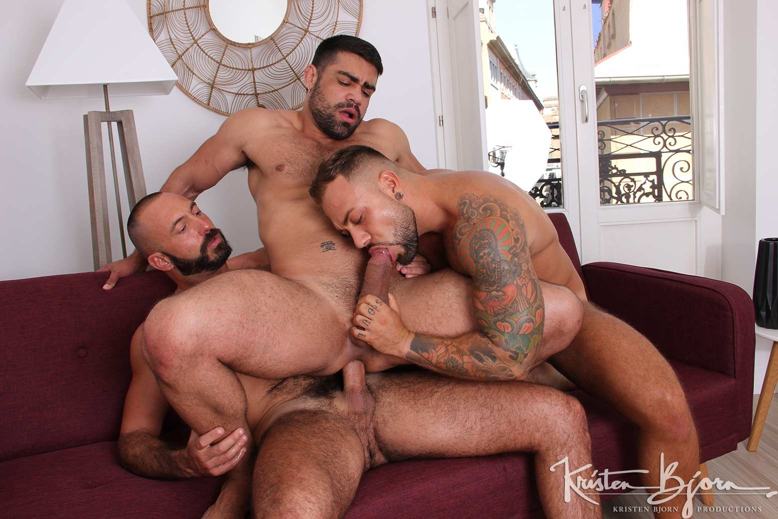 Stacy silver double penetration threesome-8186