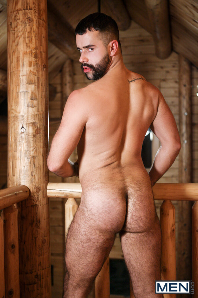 from Dillon gay porn hairy man