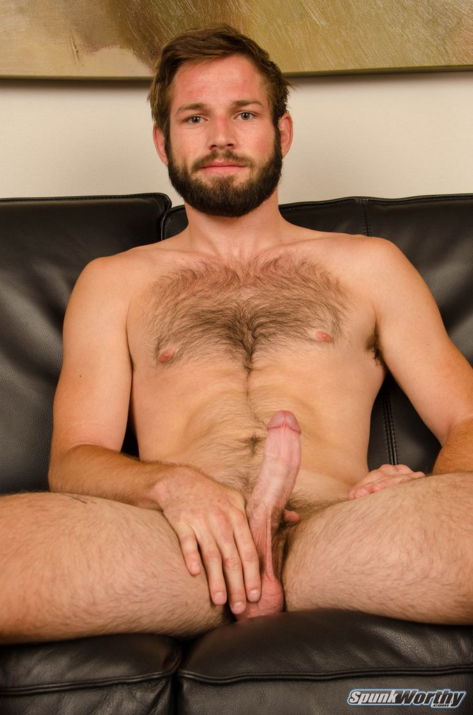 Hot Hairy Guy Barry 05