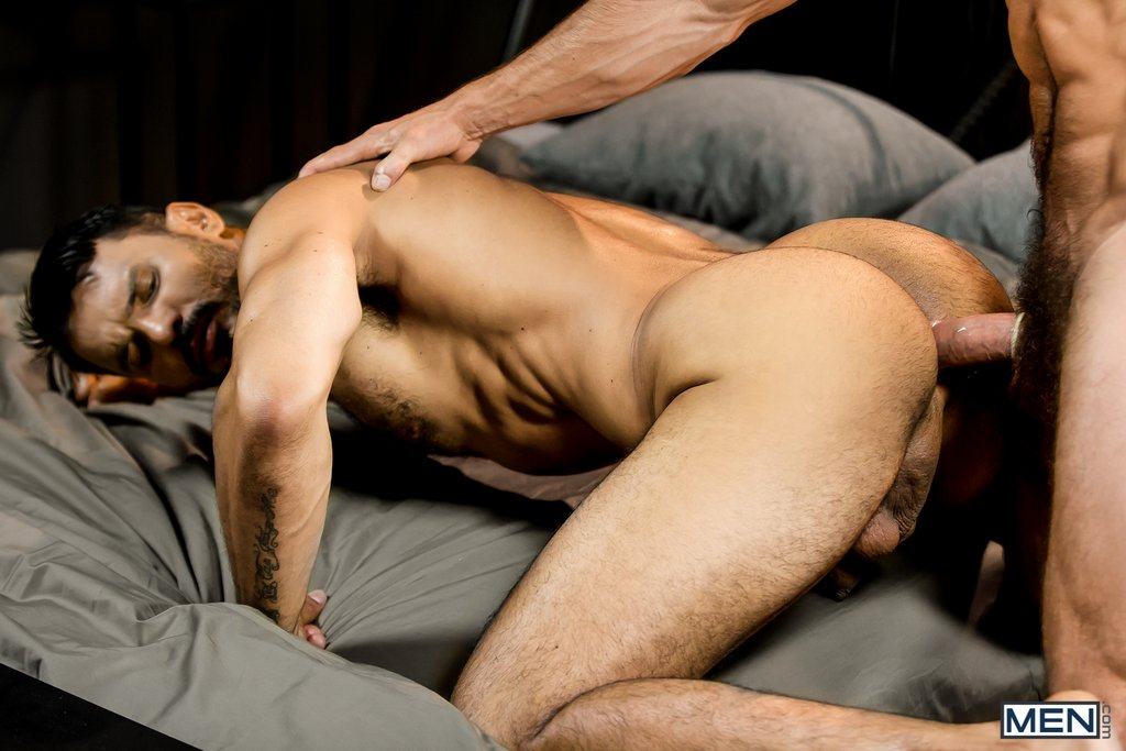 Hairy Hunk Jean Franko Gets Fucked By Paddy O'Brian 02