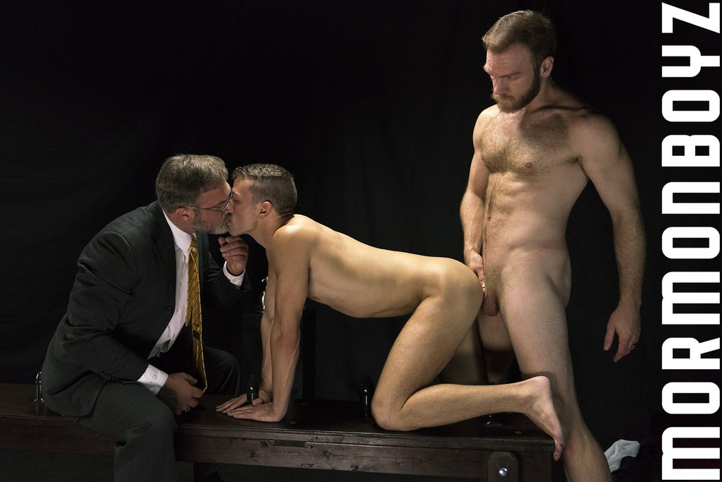 Kristofer Weston and Peter Marcus Drill Young Bottom 08