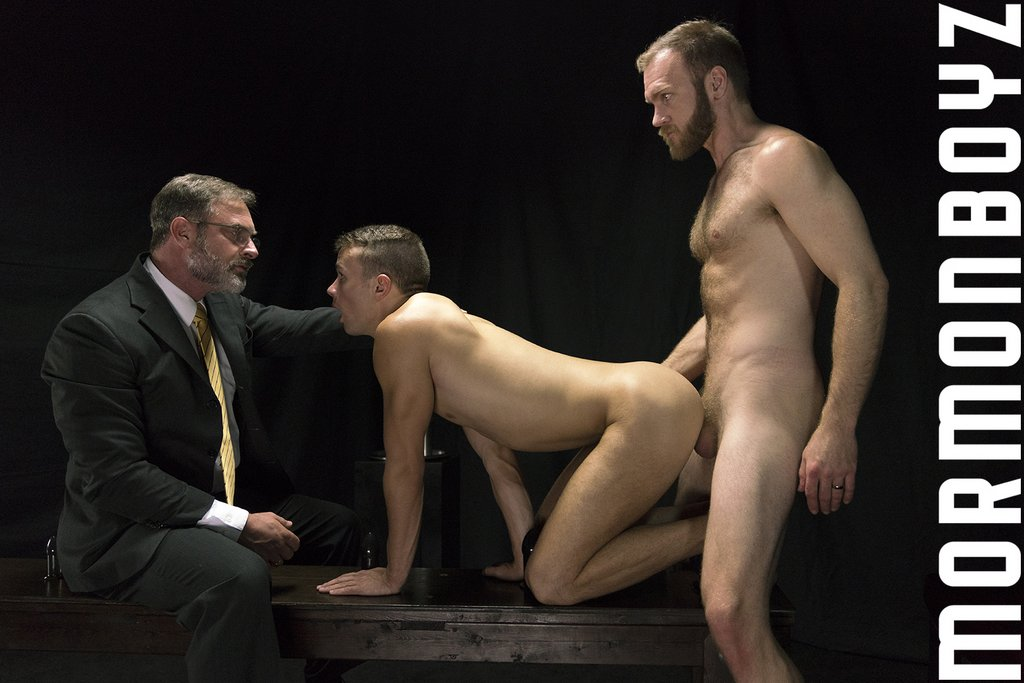 kristofer weston and peter marcus drill young bottom