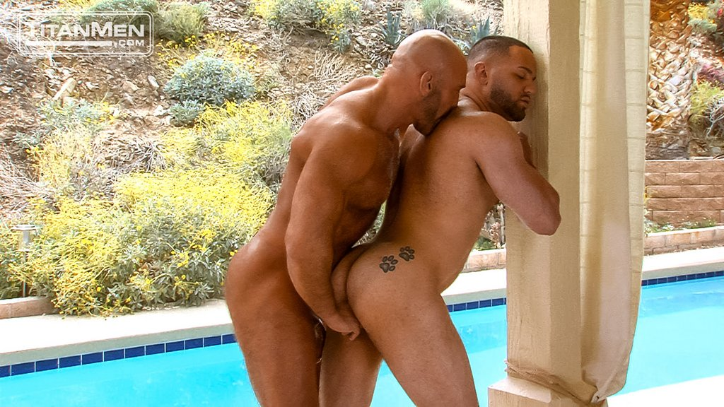 Jesse Jackman Fucks Julian Knowles Outdoor 08