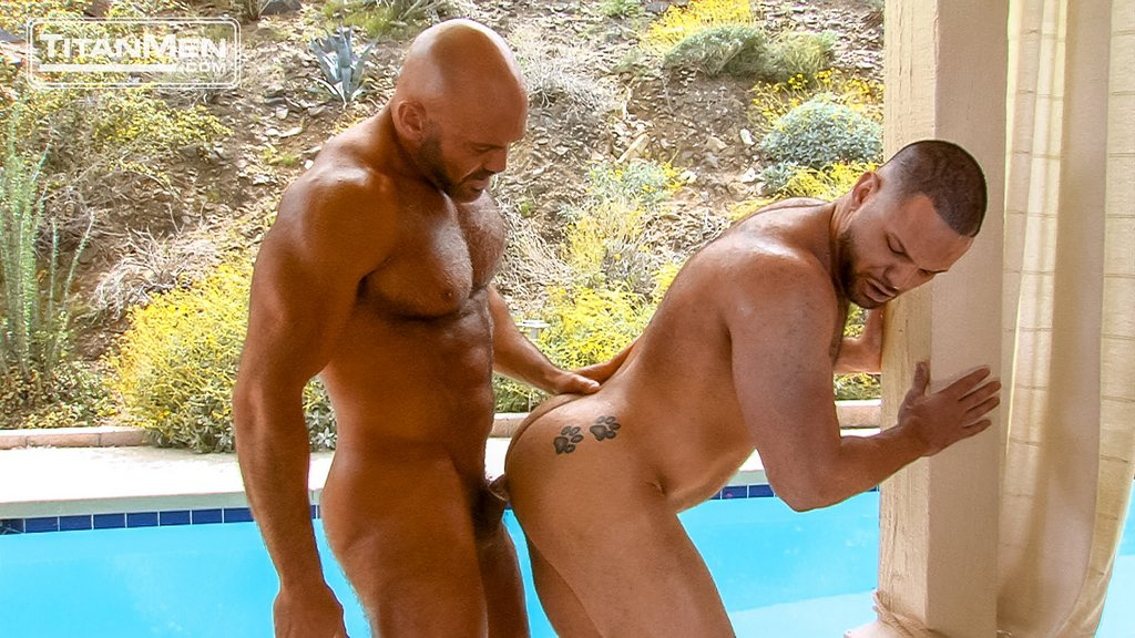 Jesse Jackman Fucks Julian Knowles Outdoor 09