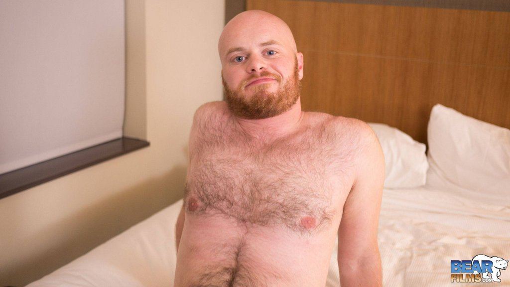 Ginger Bear Cub Chris Wydeman Gets Nude 10