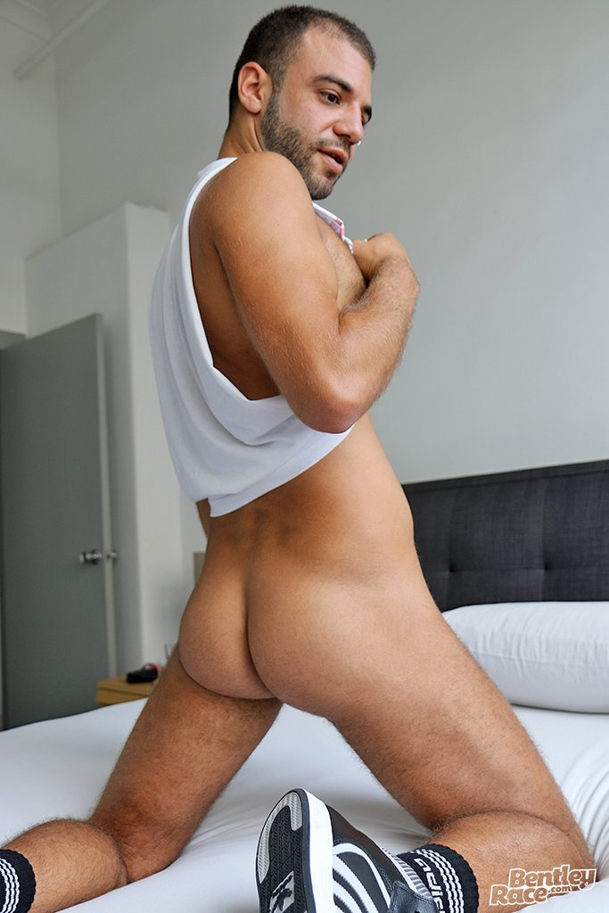 Hairy Guy Layton Charles Shows off 14