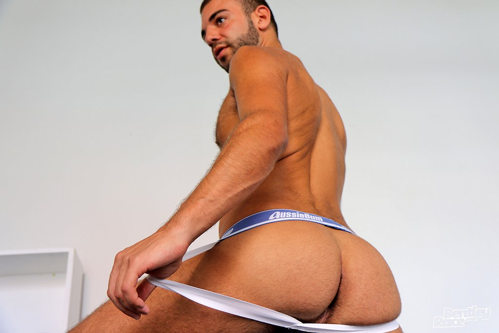 Hairy Guy Layton Charles Shows off 25