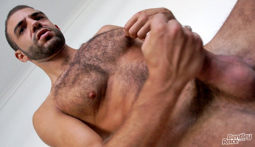 Hairy Guy Layton Charles Shows off 29