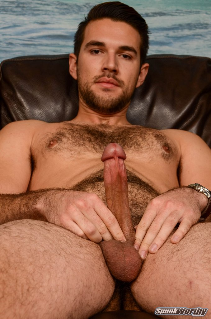 Hairy Guy Derek Jerks off 05