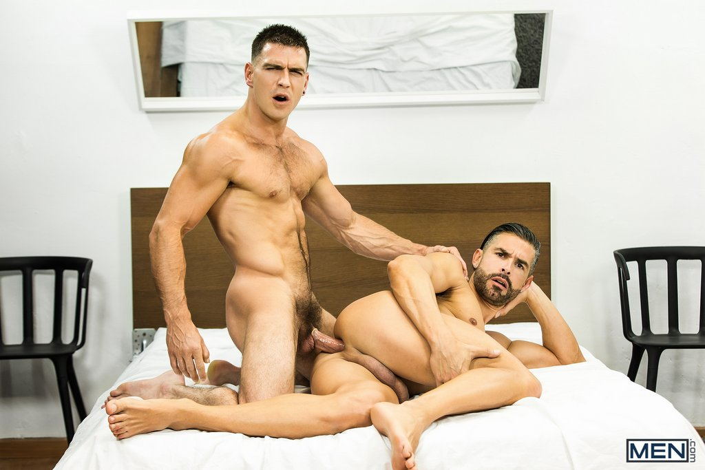 Muscular Bottom Gets Fucked by Paddy 05