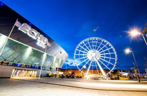 Echo Arena. This week @ The Echo Arena | Liverpool | United Kingdom