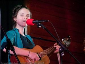 Singer songwriter Lori Campbell