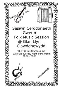 Folk Sessions at The Glanny @ The Glan Llyn Inn | Clawdd-newydd | Wales | United Kingdom