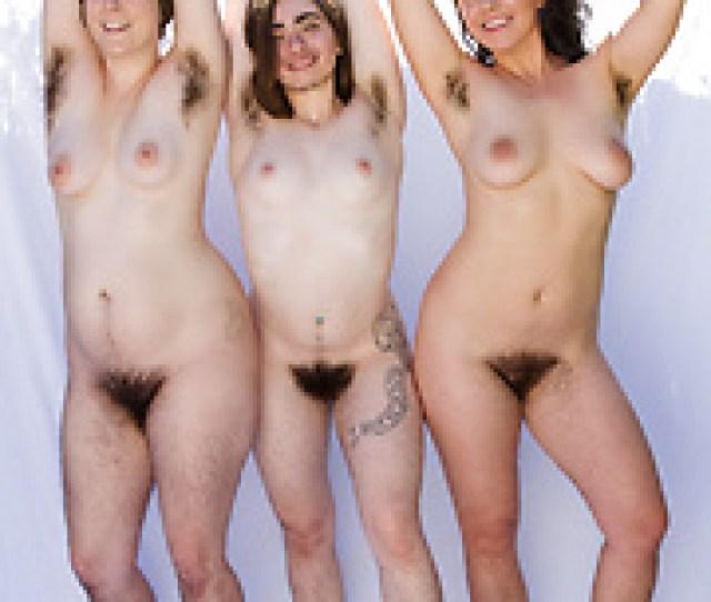 Ultimate Hairy Three Way