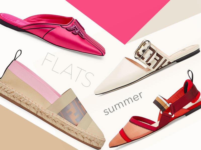 Summer-flats