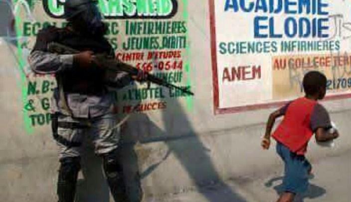 police haiti