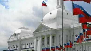 Yeah right Haitian Democracy......