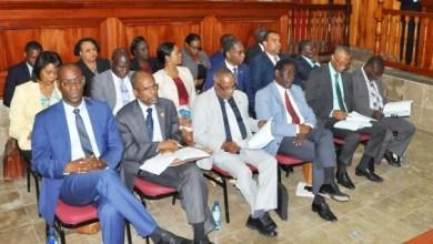 Cabinet ministériel Lafontant