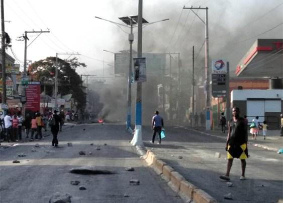 Émeutes et inégalités sociales en Haïti