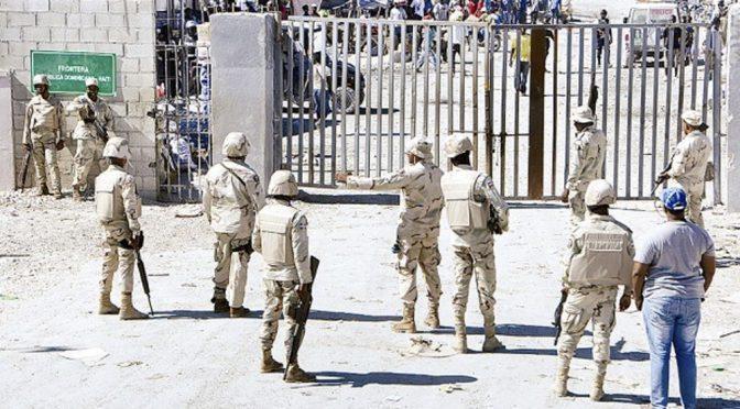 La République Dominicaine renforce la sécurité à la frontière