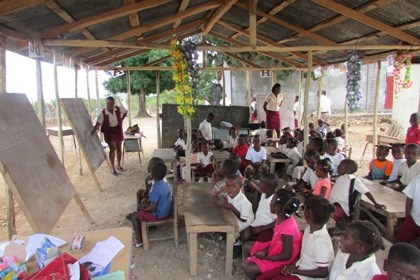 Haiti School RS