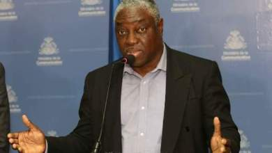 Lingenieur Herve Pierre Louis Directeur General de lEDH. Photo Ministere Communication