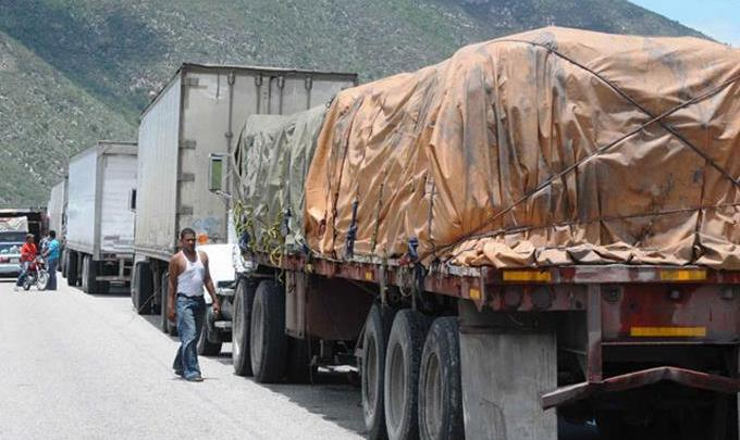 Les chauffeurs dominicains frustrés contre les attaque subies en Haiti