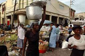 Food insecurite haiti