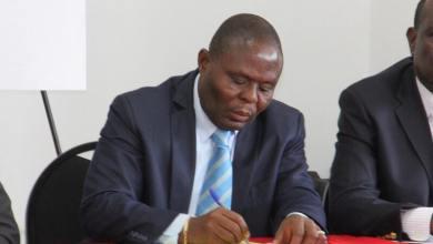 Le ministre de léducation nationale et de la formation professionnelle Pierre Josué Agénor Cadet