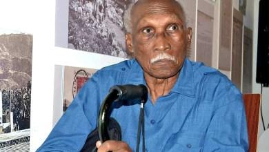 Le professeur Michel Hector Crédit Photo Société haïtienne d'histoire