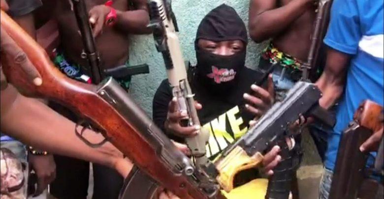 Baz gang 5 second village de dieu credit YouTube