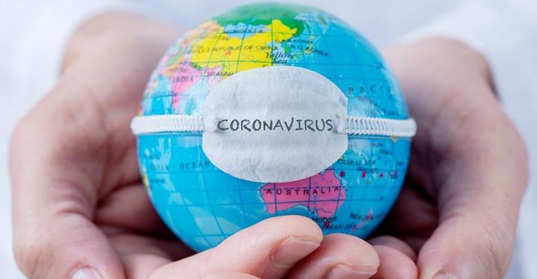Coronavirus globe credit Al Jazeera
