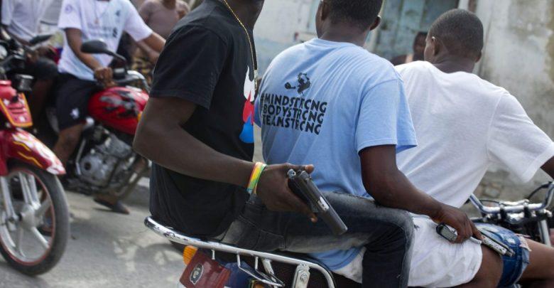 Haiti gang credit Yahoo News