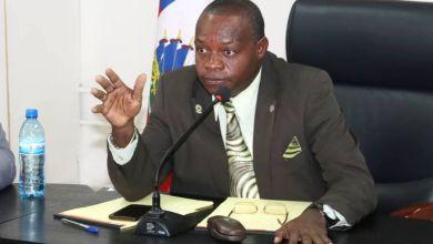 Lucmane Delille credit The Haiti Sentinel