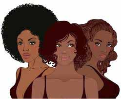 black women credit Depositphotos