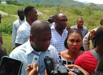Haiti-Santé: Visite du président de la commission de santé du senat à Saint-Marc