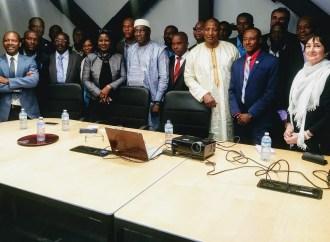 Dans le cadre d'une mission institutionnelle, une délégation de 14 maires s'est rendue à Montréal du 11 au 16 octobre 2017.