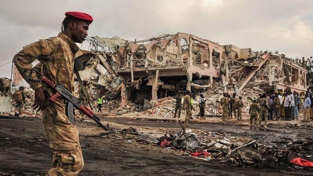 SOMALIE : Un attentat  meurtrier fait plus de 300 morts…