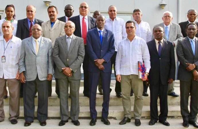 Haïti-Politique:  Le Président de la République reçoit une délégation cubaine
