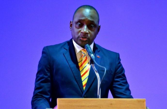 Haïti-Sécurité: Mario Andrésol plaide en faveur de la redynamisation des institutions policière et judiciaire du pays