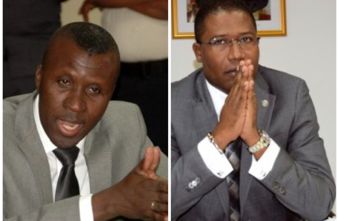 Haïti-Sécurité: bras de fer persistant entre Camille Junior Edouard et Maître Clamé Occnam Daméus