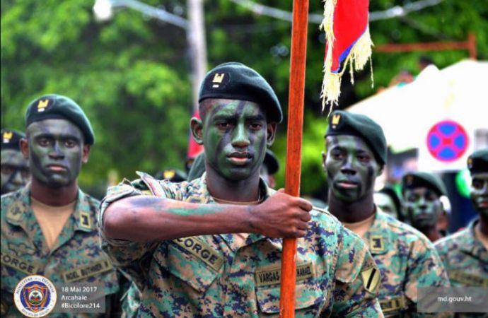 Haïti-Sécurité: Jodel Lesage nommé commandant intérimaire des FAD'H