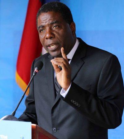 Enex Jean Charles défend ses ministres