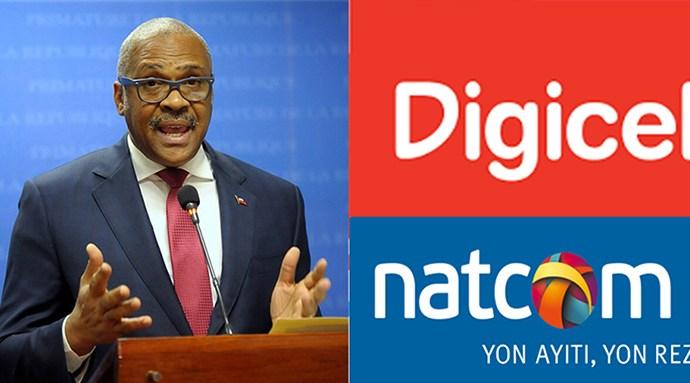 Haïti-télécommunications: Jack Guy Lafontant victime des compagnies de téléphonie mobile
