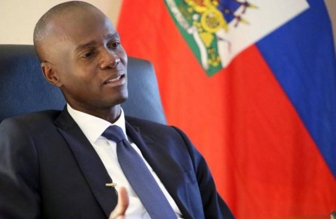 ''Il n'y a que moi qui puisse lutter efficacement contre la corruption dans ce pays'', dixit Jovenel Moïse