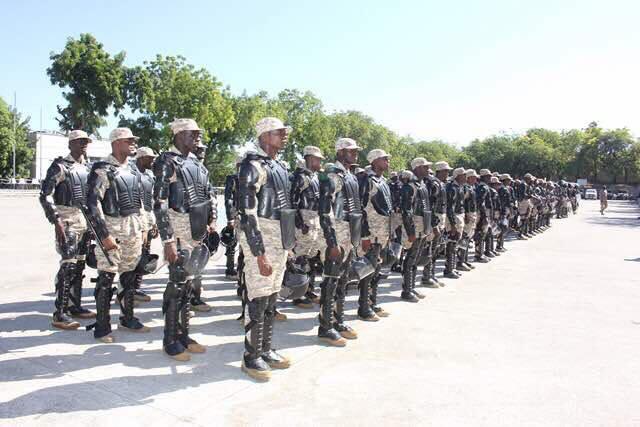 Haïti- Sécurité: 80 jeunes viennent grossir les rangs du CIMO