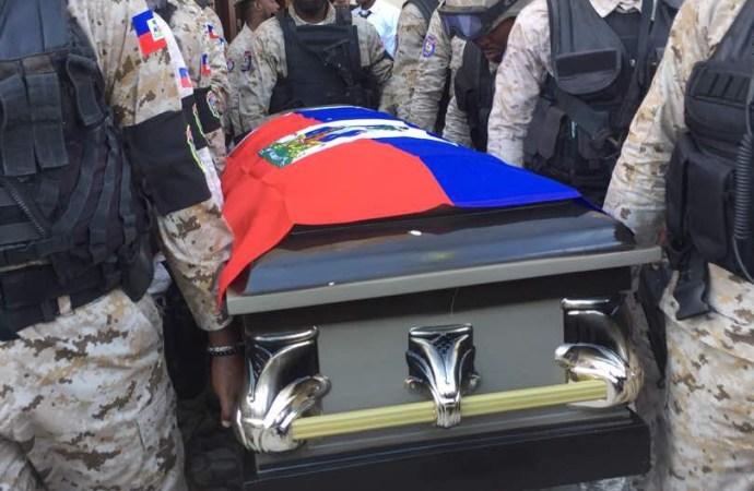Haïti/ Sécurité Des agents de l'UDMO se sont révoltés pour dénoncer les funérailles indécentes de leur pair.