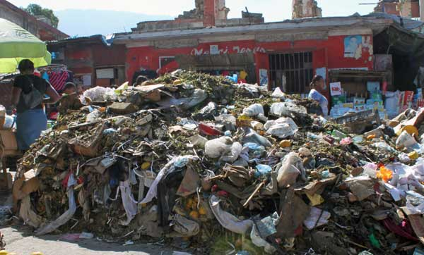 Port-au-Prince bientôt débarrassée des tonnes de fatras